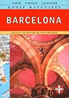 Knopf MapGuide: Barcelona (Knopf Mapguides)