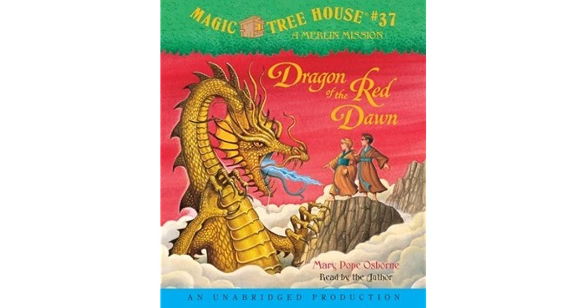 Dragon of the Red Dawn (Magic Tree House (R) Merlin Mission Book 9)