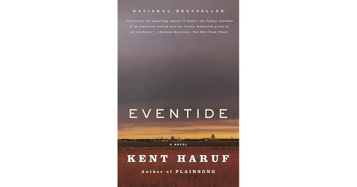 Ebook Eventide Plainsong 2 By Kent Haruf