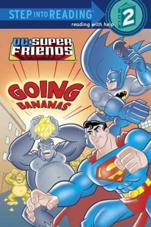 Super Friends: Going Bananas