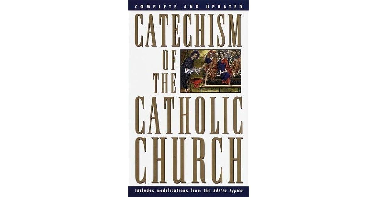 catholic catechism kissing