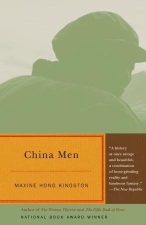 China Men by Maxine Hong Kingston