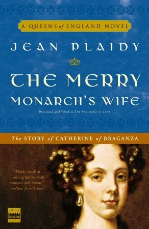 The Merry Monarch's Wife (Queens of England, #9)
