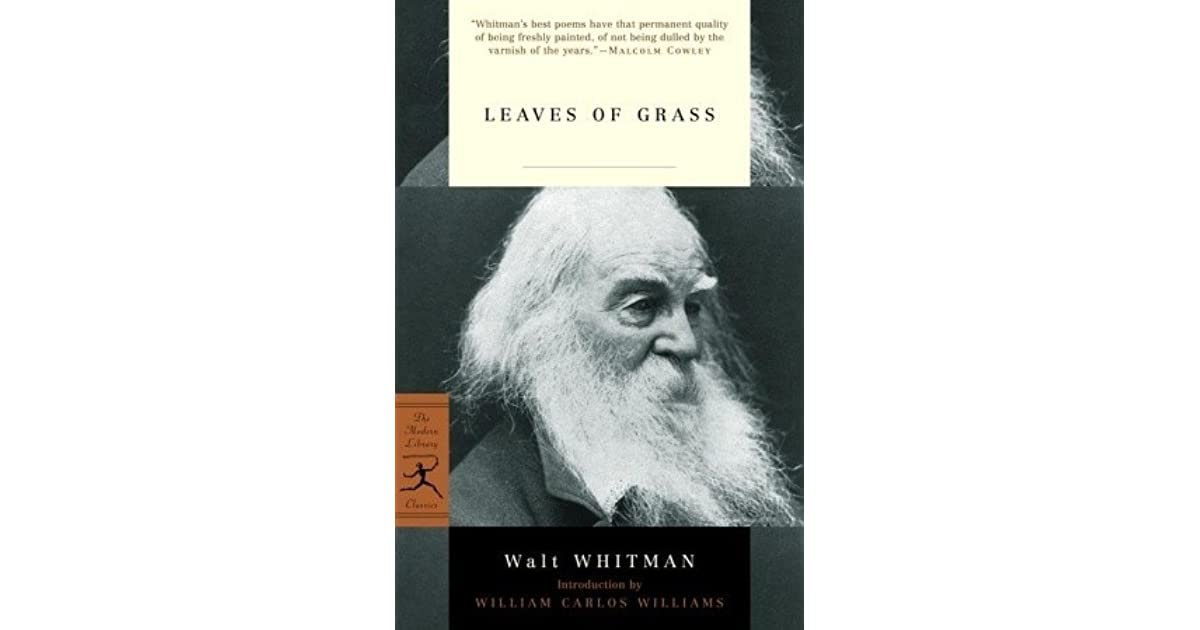 Jeff Royal Oak Mis Review Of Leaves Of Grass The Death