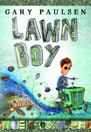 Image result for lawn boy book cover