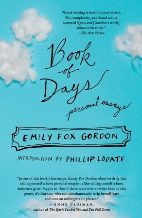 Book of Days: Personal Essays