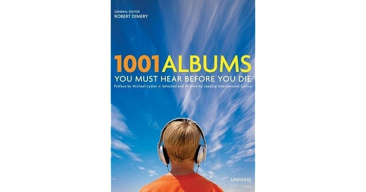 1001 Songs You Must Hear Before You Die Pdf