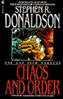 The Gap Into Madness: Chaos and Order (Gap, #4)