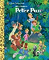Walt Disney's Peter Pan (A Little Golden Book)