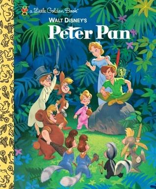 Walt Disney's Peter Pan (A Little Golden Book)