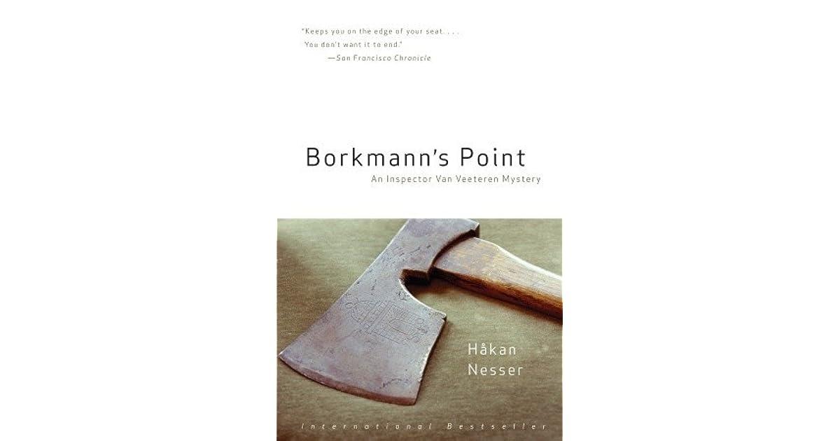 Roderick Harts Review Of Borkmanns Point - Kaalbringen sweden map