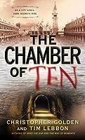 The Chamber of Ten (Hidden Cities, #3)
