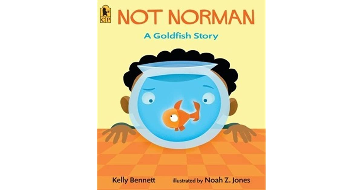 A Goldfish Story Not Norman