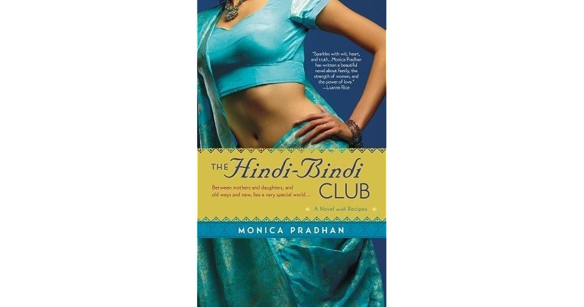 The Hindi-Bindi Club by Monica Pradhan