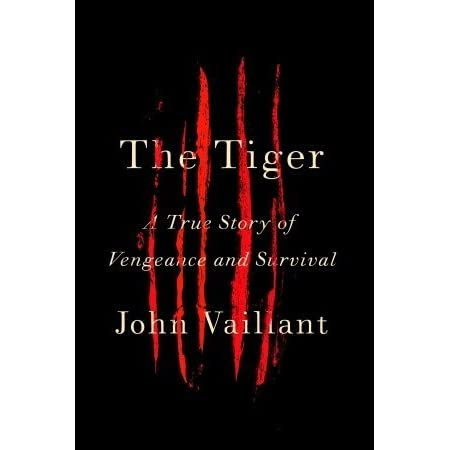 Image result for the tiger john vaillant