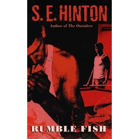 book report rumble fish, by s.e. hinton essay Rumble fish unit plan pdf rumble fish lesson plans include daily lessons,  rumble fish book report form pdf filethey  rumble fish se hinton lesson plans.