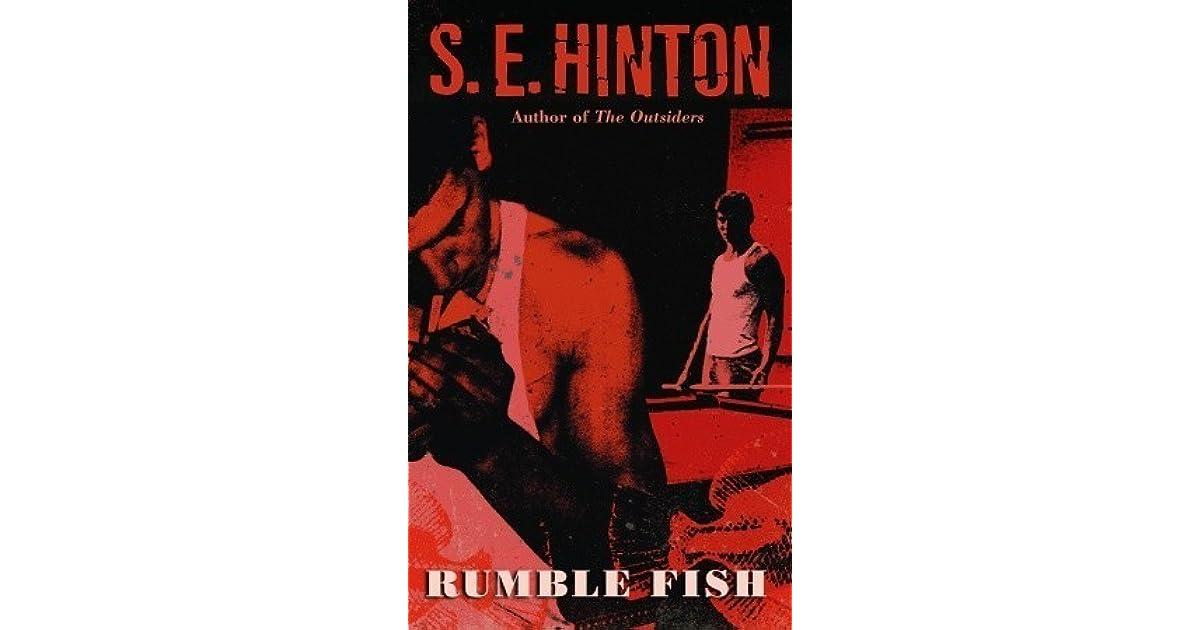 rumble fish plot