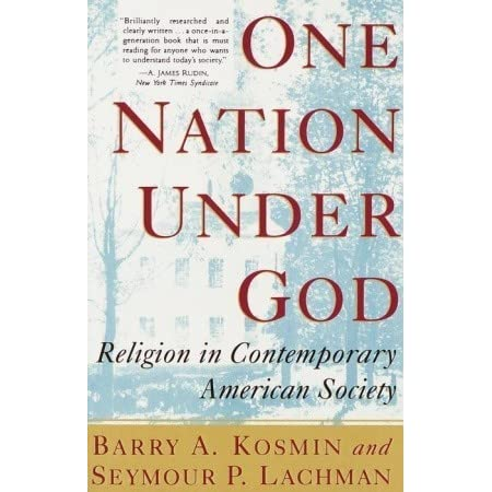 a discussion on different religions in one nation under gods by peter manseau Which inspired the founders of our nation to create this democratic experiment-one nation under god  peter gomes, chaplain o god, whom people of different.