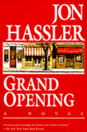 Grand Opening by Sarah Vowell