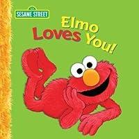 Elmo Loves You Big Book: A Sesame Street Big Book