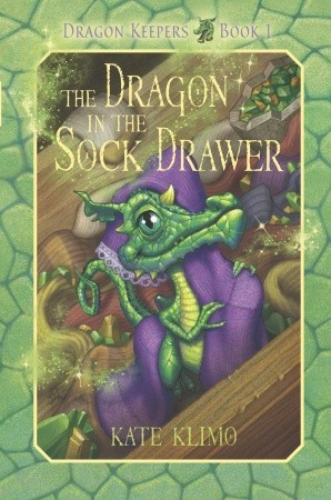 The Dragon in the Sock Drawer (Dragon Keepers, #1)