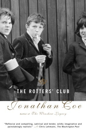 The Rotters' Club by Jonathan Coe