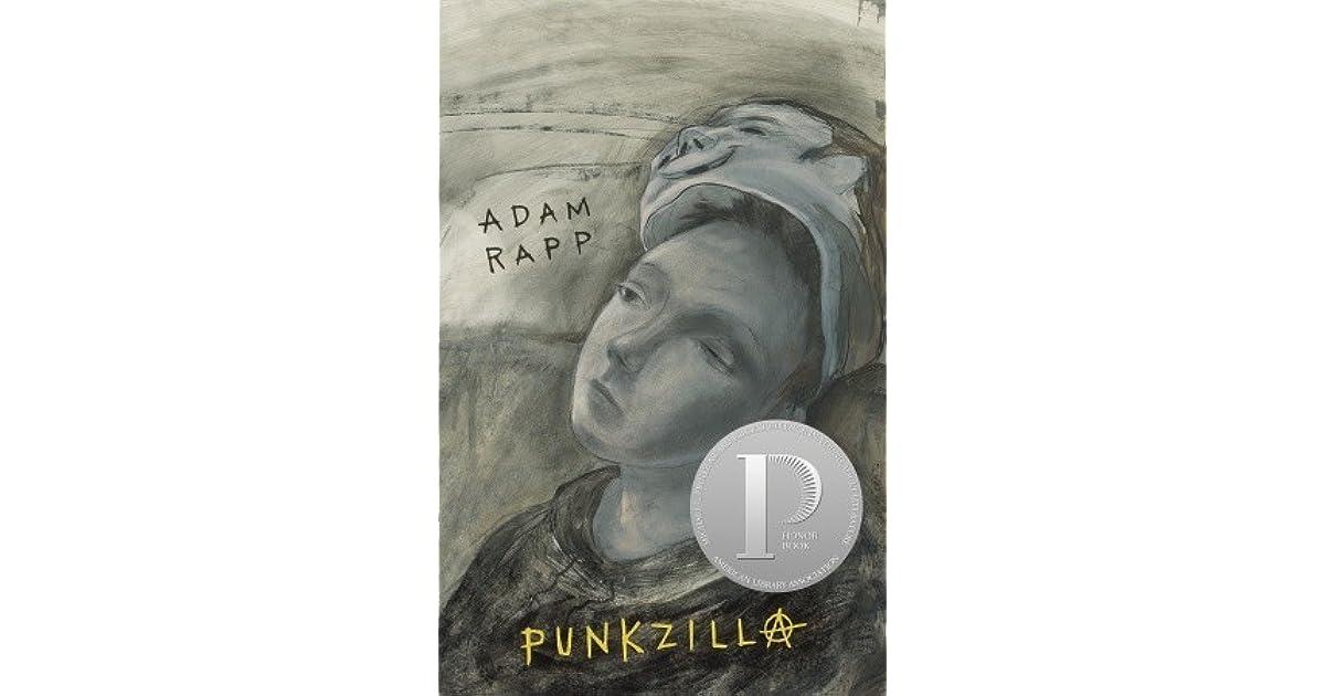 Read Punkzilla By Adam Rapp
