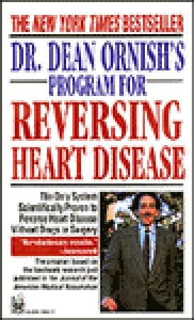 dean ornish reverse heart disease diet