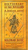 Dictionary of the Khazars (Female Edition)