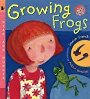 Growing Frogs Big Book (Read and Wonder Big Book)