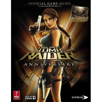 Lara Croft Tomb Raider Anniversary Prima Official Game Guide By