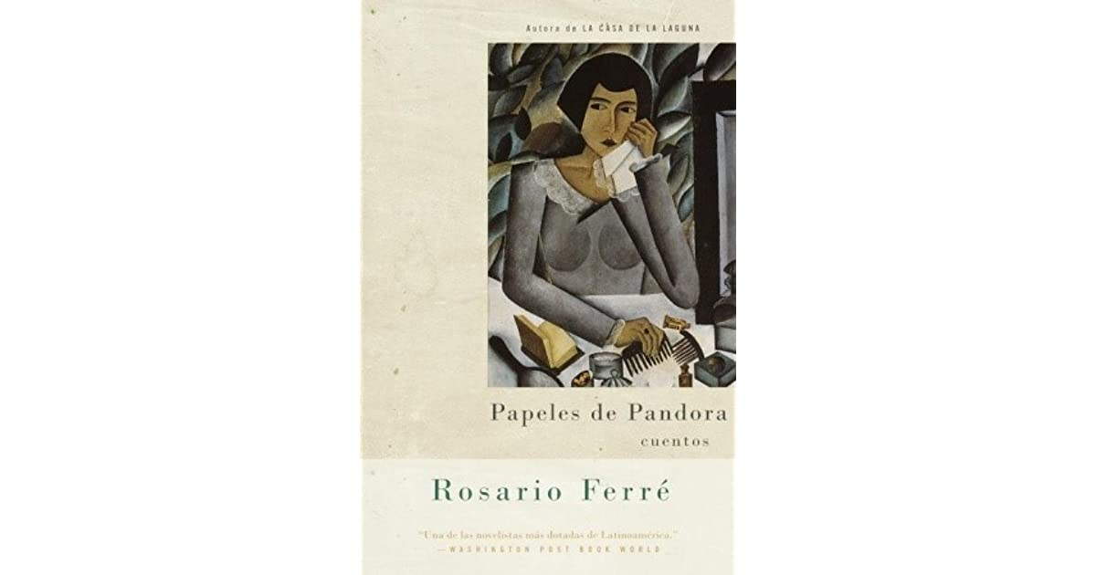 an analysis of the fourth chapter of sweet diamond dust by rosario ferre Ferré's new novel, the house on the lagoon (farrar, straus & giroux, $23), is her fourth book published in english the other three are the novellas sweet diamond dust and the battle of virgins, and a collection of short stories, the youngest doll.