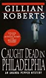 Caught Dead in Philadelphia (Amanda Pepper, #1) audiobook review