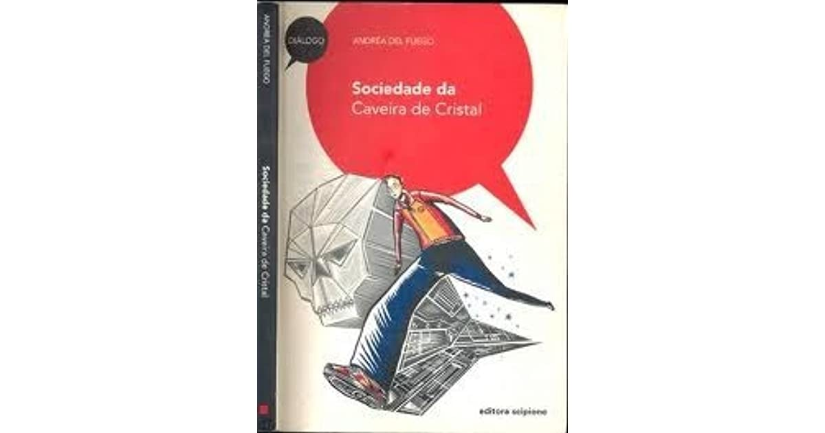o livro sociedade da caveira de cristal