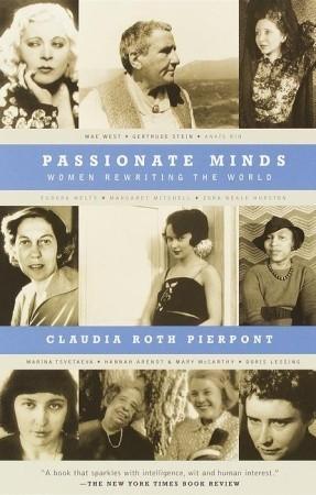 Passionate Minds Women Rewriting the World