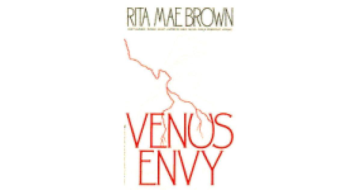 Venus Throws Herself At Waiting Arms Of >> Venus Envy By Rita Mae Brown