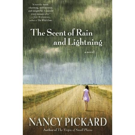 Ebook The Scent Of Rain And Lightning By Nancy Pickard