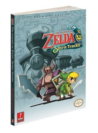 The Legend of Zelda: Spirit Tracks - Prima Official Game Guide