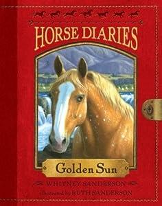 Golden Sun (Horse Diaries, #5)