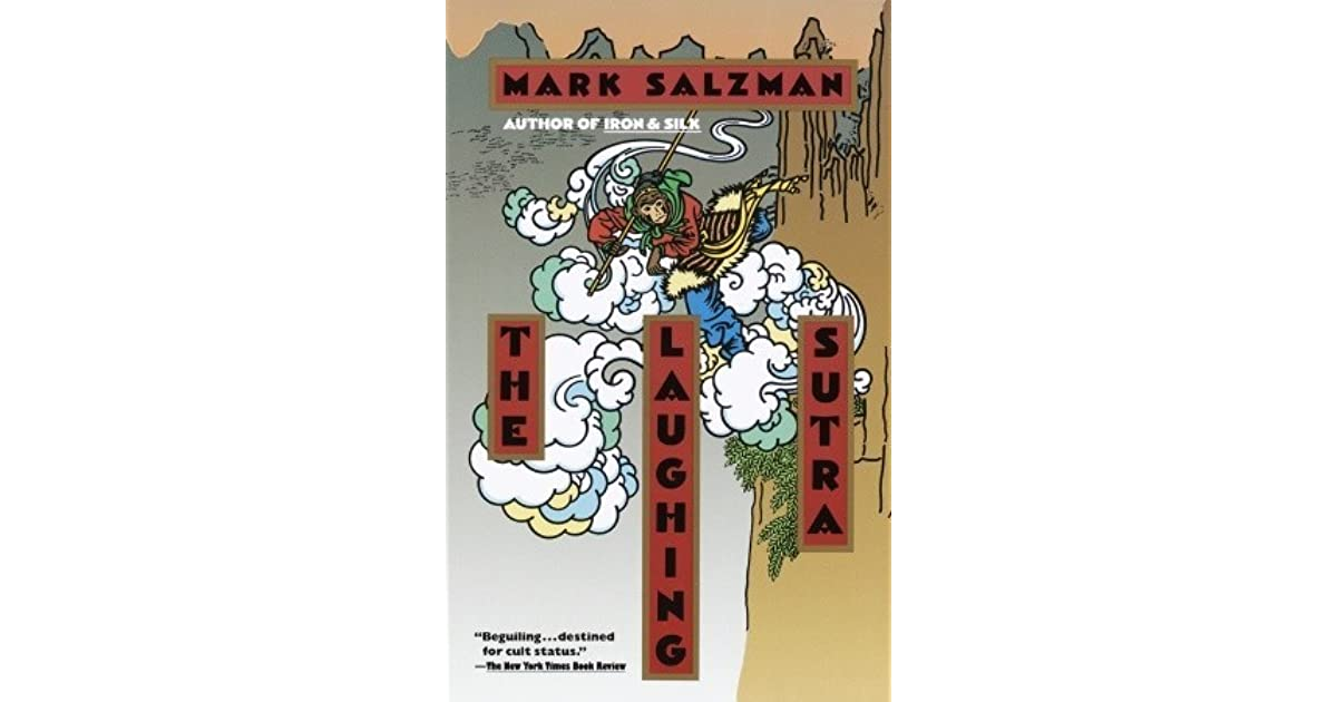 The Laughing Sutra By Mark Salzman border=