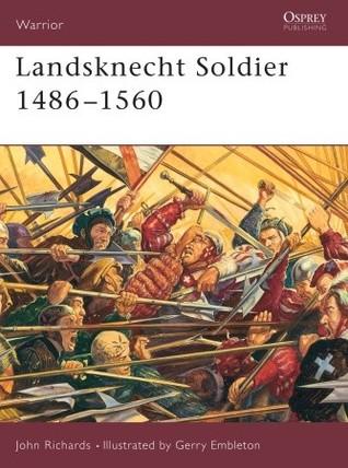 Landsknecht Soldier 1486–1560