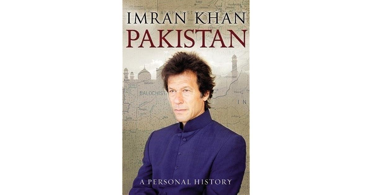 History pakistan a imran personal khan book