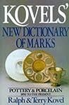 Kovels' New Dictionary of Marks by Ralph Kovel