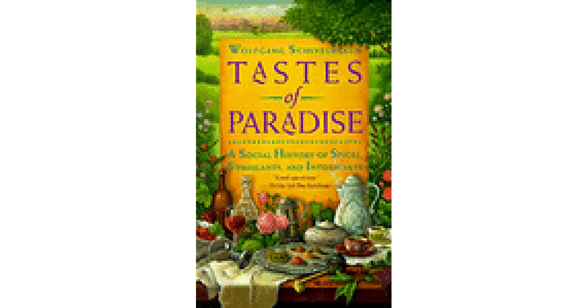 Tastes of paradise essay email cover letter rules