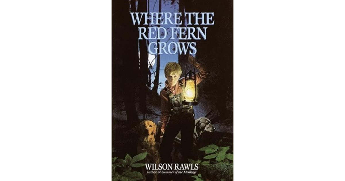 a review on where the red fern grows by wilson rawls