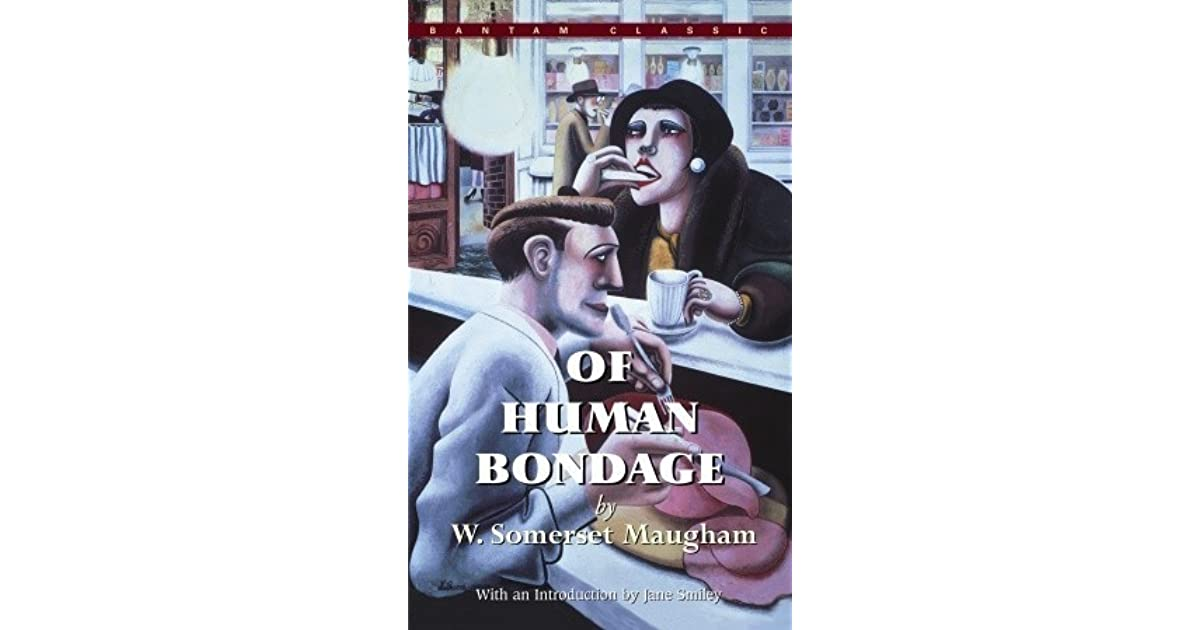 an analysis of the novel of human bondage by w somerset maugham Author:w somerset maugham , date: march 25, 2014 ,views: 84 author:w somerset maugham language: eng format: epub, mobi, azw3 published crooked kingdom: book 2 (six of crows) by bardugo leigh(5634) 4 3 2 1: a novel by paul auster(1943) the secret history by donna tartt(1655.