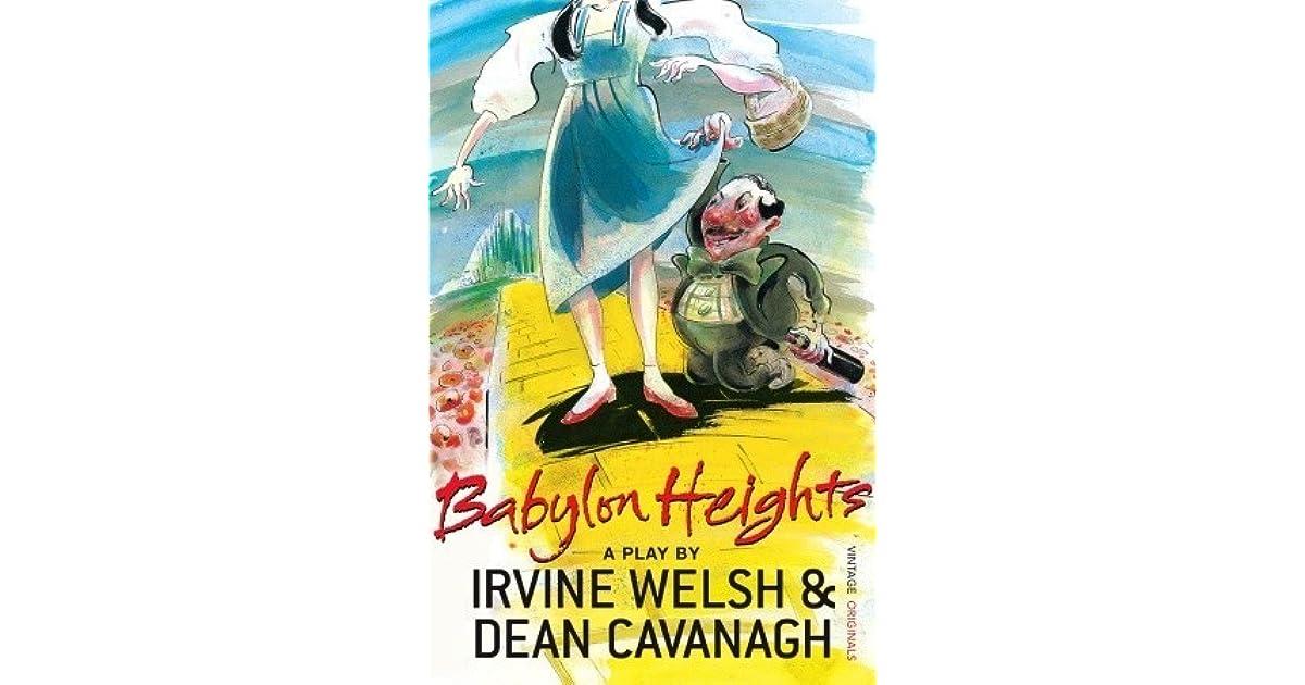 Irvine welsh goodreads giveaways