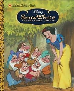 Disney Snow White and the Seven Dwarfs (A Little Golden Book)