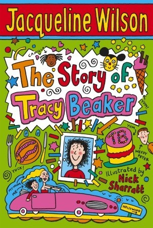 Image result for the story of tracy beaker book
