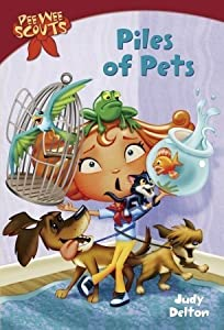 Piles of Pets (Pee Wee Scouts, #19)